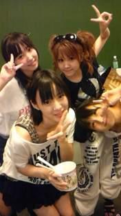 Tanaka Reina,   Fukumura Mizuki,   blog,   Sayashi Riho,   Ikuta Erina,