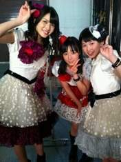Yajima Maimi,   Takeuchi Akari,   Fukumura Mizuki,   blog,