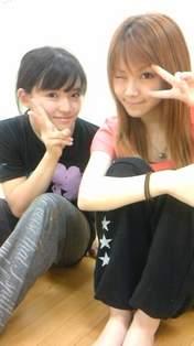 Tanaka Reina,   blog,   Suzuki Kanon,