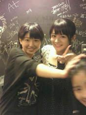 blog,   Maeda Yuuka,   Takeuchi Akari,   Tamura Meimi,