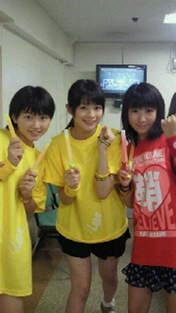 blog,   Fukuda Kanon,   Maeda Yuuka,   Takeuchi Akari,
