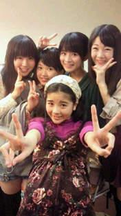 blog,   Katsuta Rina,   Maeda Yuuka,   Nakanishi Kana,   Takeuchi Akari,   Tamura Meimi,