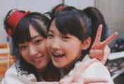 Fukumura Mizuki,   Magazine,   Sayashi Riho,