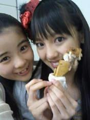 blog,   Iikubo Haruna,   Tamura Meimi,