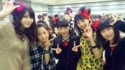 blog,   Iikubo Haruna,   Ishida Ayumi,   Sato Masaki,   Sayashi Riho,   Suzuki Airi,   Yajima Maimi,