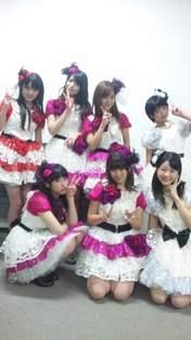 blog,   Hagiwara Mai,   Michishige Sayumi,   Nakajima Saki,   Nakanishi Kana,   Okai Chisato,   Takeuchi Akari,   Yajima Maimi,