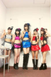 blog,   Iikubo Haruna,   Kumai Yurina,   Nakajima Saki,   Niigaki Risa,   Wada Ayaka,
