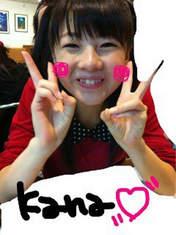 blog,   Nakanishi Kana,