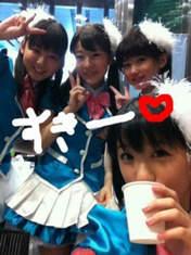 blog,   Fukuda Kanon,   Katsuta Rina,   Nakanishi Kana,   Takeuchi Akari,