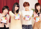 Katsuta Rina,   Natsuyaki Miyabi,   Suzuki Airi,   Takeuchi Akari,