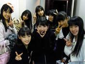 Fukumura Mizuki,   Iikubo Haruna,   Ishida Ayumi,   Kudo Haruka,   Miyamoto Karin,   Sato Masaki,   Sayashi Riho,   Suzuki Kanon,