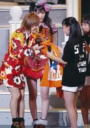 Ishida Ayumi,   Michishige Sayumi,   Takahashi Ai,