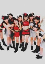 Fukumura Mizuki,   Ikuta Erina,   Katsuta Rina,   Nakanishi Kana,   Sayashi Riho,   Suzuki Kanon,   Takeuchi Akari,   Tamura Meimi,