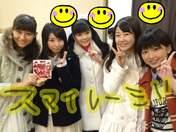 blog,   Fukuda Kanon,   Nakanishi Kana,   S/mileage,   Takeuchi Akari,   Tamura Meimi,   Wada Ayaka,