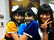 blog,   Katsuta Rina,   Nakanishi Kana,   Wada Ayaka,