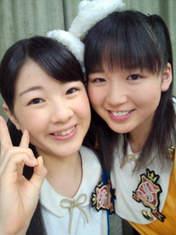 blog,   Katsuta Rina,   Nakanishi Kana,