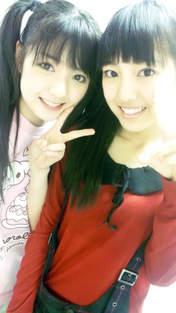 blog,   Iikubo Haruna,   Michishige Sayumi,