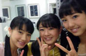 blog,   Iikubo Haruna,   Ishida Ayumi,   Nakanishi Kana,
