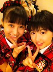 blog,   Takeuchi Akari,   Wada Ayaka,