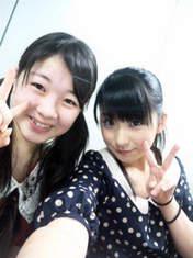 blog,   Fukuda Kanon,   Nakanishi Kana,