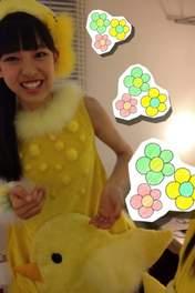 blog,   Iikubo Haruna,