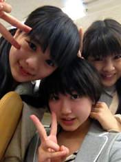 blog,   Nakanishi Kana,   Takeuchi Akari,   Tamura Meimi,