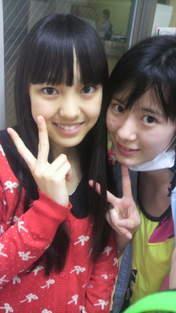 blog,   Iikubo Haruna,   Ikuta Erina,