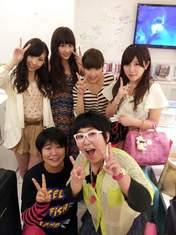 blog,   Iwasa Misaki,   Komori Mika,   Miyazaki Miho,   Nakagawa Haruka,