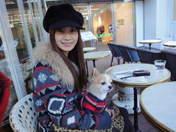 Arai Saki,   blog,