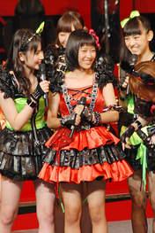 Fukumura Mizuki,   Iikubo Haruna,   Michishige Sayumi,   Oda Sakura,   Tanaka Reina,