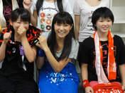 Fukuda Kanon,   Takeuchi Akari,   Wada Ayaka,