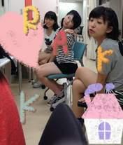 blog,   Fukuda Kanon,   Katsuta Rina,   Takeuchi Akari,