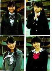 Fukuda Kanon,   Nakanishi Kana,   Takeuchi Akari,   Wada Ayaka,