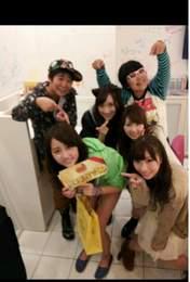 blog,   Iwasa Misaki,   Komori Mika,   Nakata Chisato,   Suzuki Shihori,