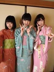 blog,   Fukumura Mizuki,   Kudo Haruka,   Oda Sakura,