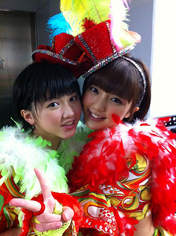 blog,   Mano Erina,   Takeuchi Akari,