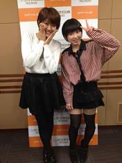 blog,   Takeuchi Akari,   Tokunaga Chinami,