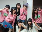 Fukuda Kanon,   Fukumura Mizuki,   Kudo Haruka,   Sayashi Riho,   Takeuchi Akari,   Wada Ayaka,