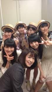 Ikuta Erina,   Ishida Ayumi,   Sato Masaki,   Sayashi Riho,   Takeuchi Akari,   Wada Ayaka,