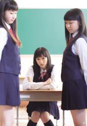 Magazine,   Miyamoto Karin,   Murota Mizuki,   Uemura Akari,