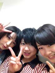 blog,   Fukuda Kanon,   Nakanishi Kana,   Takeuchi Akari,