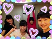 blog,   Kaneko Rie,   Murota Mizuki,   Tanabe Nanami,   Yoshihashi Kurumi,