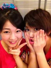 blog,   Nakanishi Kana,   Takeuchi Akari,