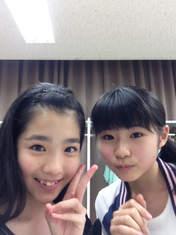 blog,   Ichioka Reina,   Kaga Kaede,