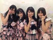 blog,   Iwasa Misaki,   Maeda Ami,   Mutou Tomu,   Okada Ayaka,