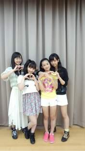 blog,   Inaba Manaka,   Miyazaki Yuka,   Sasaki Rikako,   Uemura Akari,