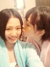 blog,   Kodama Haruka,   Sato Amina,