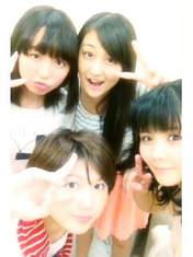 Katsuta Rina,   Takeuchi Akari,   Tamura Meimi,   Wada Ayaka,