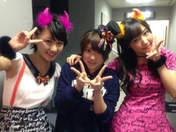 blog,   Fukumura Mizuki,   Kudo Haruka,   Takeuchi Akari,