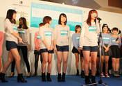Fukuda Kanon,   Katsuta Rina,   Nakanishi Kana,   Natsuyaki Miyabi,   Takeuchi Akari,   Tokunaga Chinami,   Tsugunaga Momoko,